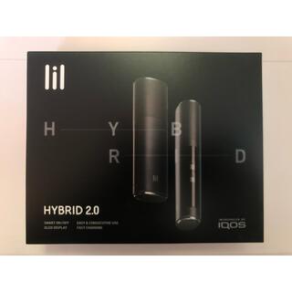 アイコス(IQOS)のiQOS アイコス lil HYBRID2.0(タバコグッズ)