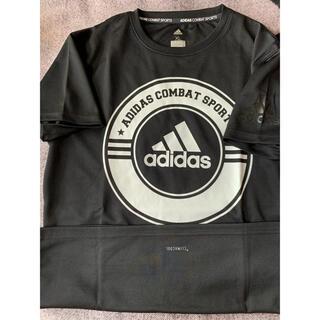 adidas COMBAT SPORTS 速乾 Tシャツ
