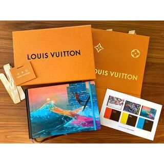 ルイヴィトン(LOUIS VUITTON)のLOUIS VUITTON travel book(置物)