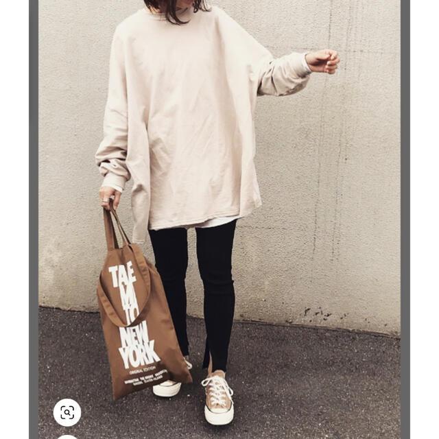 DEUXIEME CLASSE(ドゥーズィエムクラス)のDeuxiemeClasse 【take me to new york】バッグ レディースのバッグ(トートバッグ)の商品写真