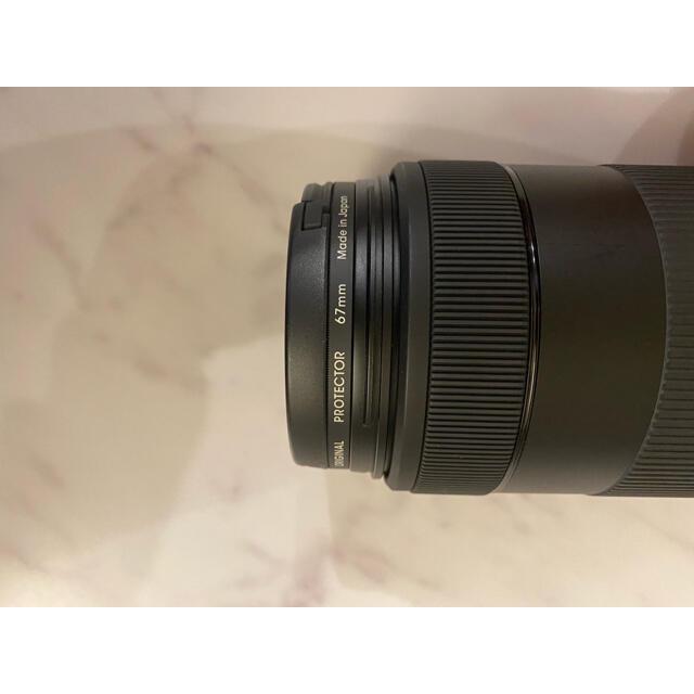 Canon(キヤノン)のEF70-300 F4-5.6 IS Ⅱ USM スマホ/家電/カメラのカメラ(レンズ(ズーム))の商品写真