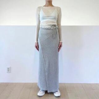 EDIT.FOR LULU - BASE range ベースレンジ  スカート