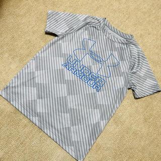 UNDER ARMOUR - 美品 アンダーアーマー Tシャツ 130