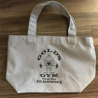 Kentai - GOLD GIM ゴールドジム 四ツ谷限定 ミニトートバック