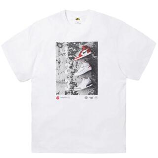Supreme - スニダン popup ポップアップ 限定 tee Tシャツ 白