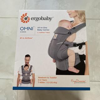 Ergobaby - 【美品】エルゴベビー オムニブリーズ OMNI Breeze 最新モデル
