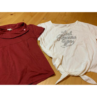 LOWRYS FARM - Tシャツ2枚セット