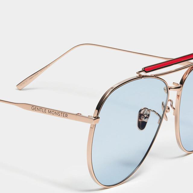 登坂広臣 GENTLE MONSTER サングラス 新品 ジェントルモンスター メンズのファッション小物(サングラス/メガネ)の商品写真