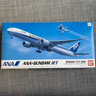 エーエヌエー(ゼンニッポンクウユ)(ANA(全日本空輸))の【未開封】ANA GUNDAM JET (B777) RX-78 ガンダム(模型/プラモデル)