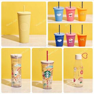 Starbucks Coffee - 確認用 海外限定 スターバックス サマー タンブラー マグカップ