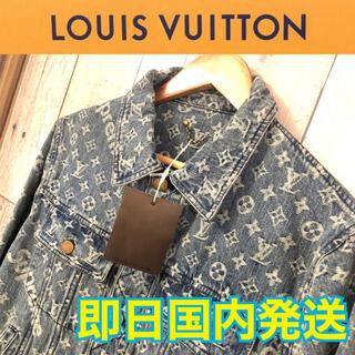 LOUIS VUITTON - 即発送 本物 デニムジャケット