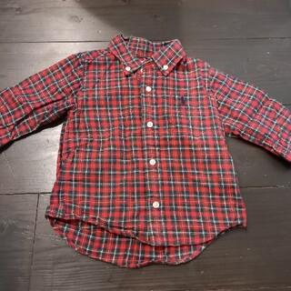 ポロラルフローレン(POLO RALPH LAUREN)のラルフローレン チェックシャツ 70(シャツ/カットソー)