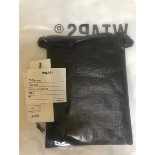 W)taps - 21SS WTAPS HANG OVER / POUCH ダブルタップス バッグ
