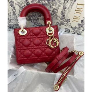ディオール(Dior)のLADY DIOR レディディオール バッグ(ショルダーバッグ)
