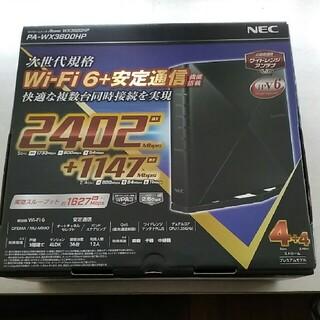 NEC - Aterm WX3600HP