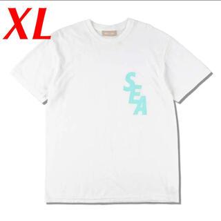シー(SEA)のWIND AND SEA ロゴ Tシャツ ウィンダンシー Logo Tee(Tシャツ/カットソー(半袖/袖なし))