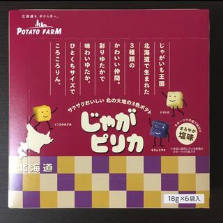 カルビー(カルビー)のカルビー じゃがピリカ 18g×6袋入り☆(菓子/デザート)