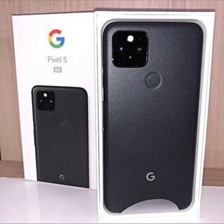 Google Pixel 5 PIXEL5 128G SIMフリー
