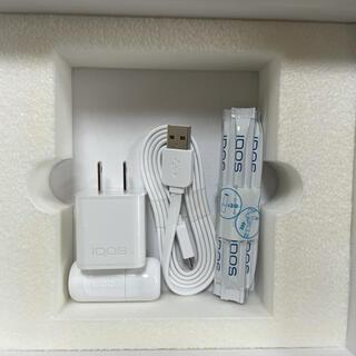 アイコス(IQOS)の【新品・未使用・純正品】iQOS*クリーニングセット・充電器セット✳︎付属品(タバコグッズ)
