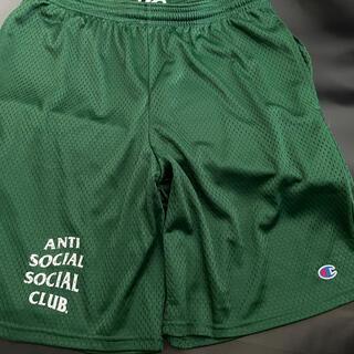 Champion - Sports GreenShorts(ANTISOCIALSOCIALCLUB)