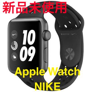 Apple Watch - Apple Watch Nike+ Series 3(GPSモデル)42mm
