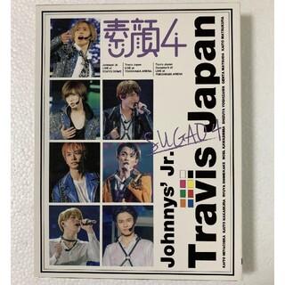 素顔4 TravisJapan盤 DVD (ミュージック)