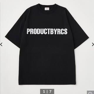 ロデオクラウンズワイドボウル(RODEO CROWNS WIDE BOWL)の中古 3D MOUNTAIN Tシャツ(Tシャツ/カットソー(半袖/袖なし))