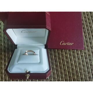 Cartier - Cartier カルティエ ラブリング 54