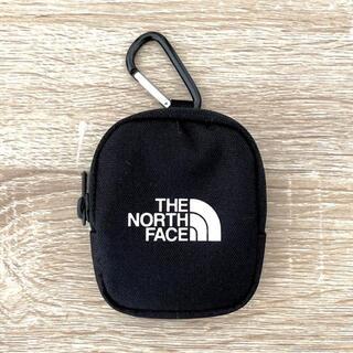 THE NORTH FACE - 新作♢ ノースフェイス ホワイトレーベル ミニポーチ カナビラ付き