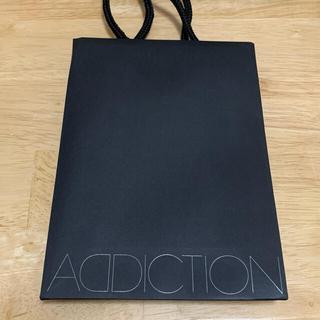 ADDICTION - アディクション ショップ袋