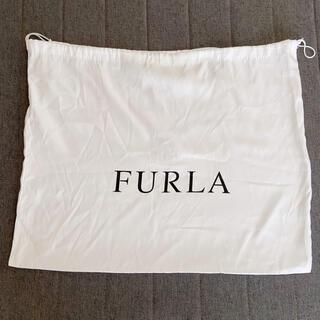Furla - FURLA フルラ ブランドロゴ入り 布製保存袋 ショップ袋