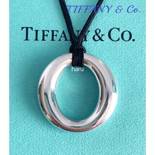 Tiffany & Co. - TIFFANY&Co. ティファニー  セビアナ ネックレス  Mサイズ