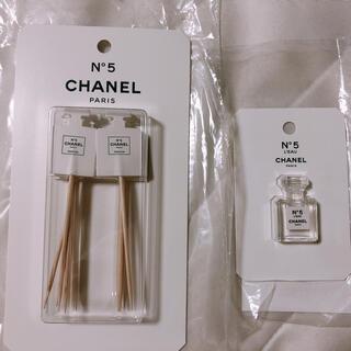 シャネル(CHANEL)のシャネルファクトリー5ノベルティピック香水サンプルセット未使用(ノベルティグッズ)
