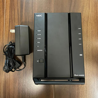 NEC - NEC Aterm WG2600HS