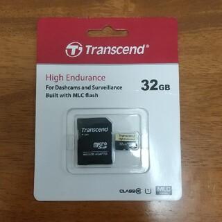 トランセンド(Transcend)のTranscend 高耐久 microSDHC MLCフラッシュ搭載 32GB(PC周辺機器)