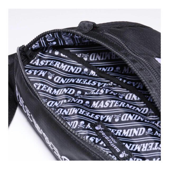mastermind JAPAN(マスターマインドジャパン)のウエストバッグ 2L mastermind JAPAN new era メンズのバッグ(ウエストポーチ)の商品写真