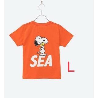 スヌーピー(SNOOPY)のVintage PEANUTS × WDS (Snoopy&Be Youth) (Tシャツ/カットソー(半袖/袖なし))