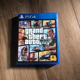 PlayStation4 - グランド・セフト・オートV(新価格版) PS4