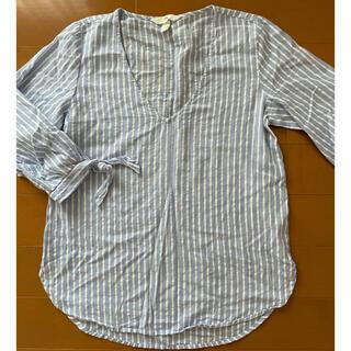 エイチアンドエム(H&M)のH&M 半袖シャツ(シャツ/ブラウス(半袖/袖なし))