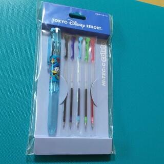 ハイテック(HI-TEC)のディズニーリゾート ドナルドHI−TEC−C coleto5色ボールペン(キャラクターグッズ)