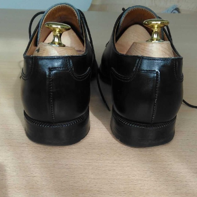 Crockett&Jones(クロケットアンドジョーンズ)のPeal by Crockett & Jones  ブラック メンズの靴/シューズ(ドレス/ビジネス)の商品写真