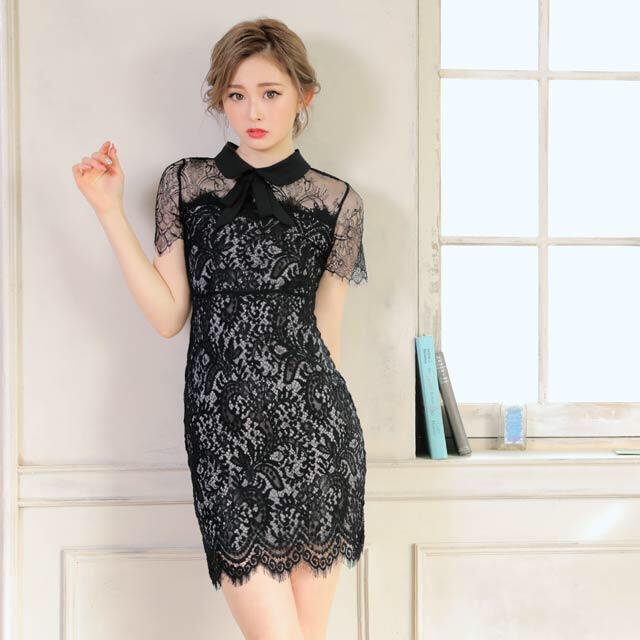 dazzy store(デイジーストア)のデイジーストア ドレス レディースのフォーマル/ドレス(ミニドレス)の商品写真