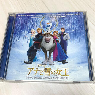 アナトユキノジョオウ(アナと雪の女王)のアナと雪の女王 サウンドトラック(映画音楽)