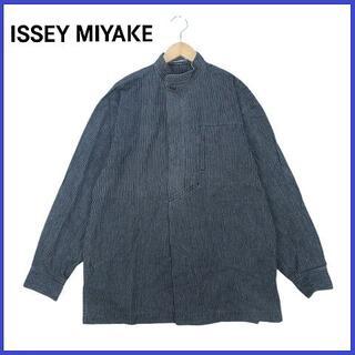 ISSEY MIYAKE - 80's 筆タグ イッセイミヤケ メン ISSEY MIYAKE MEN シャツ