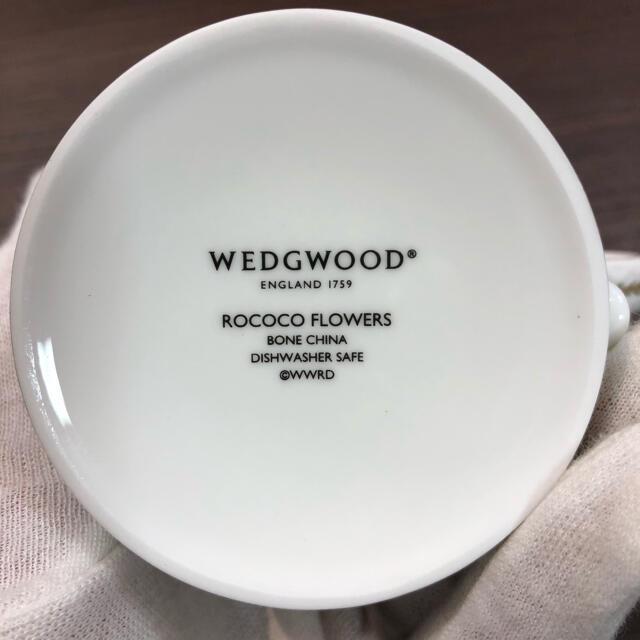 WEDGWOOD(ウェッジウッド)のウェッジウッド ロココフラワーズ カップ インテリア/住まい/日用品のキッチン/食器(食器)の商品写真
