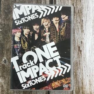 SixTONES/TrackONE-IMPACT DVD〈2枚組〉(ミュージック)
