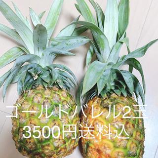 高級品種 ゴールドバレル 2キロ(2玉)(フルーツ)