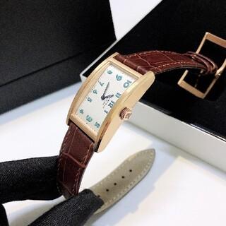 Tiffany & Co.EAST WEST ティファニー 腕時計 ご観覧ありが