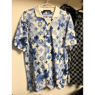 ルイヴィトン(LOUIS VUITTON)のルイヴィトン ウォーターカラー 試着のみ(ポロシャツ)