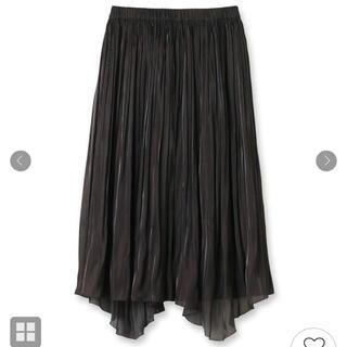 アンタイトル(UNTITLED)のUNTITLED 大きいサイズ スカート(ロングスカート)